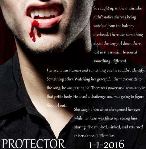 Promo teaser vampire