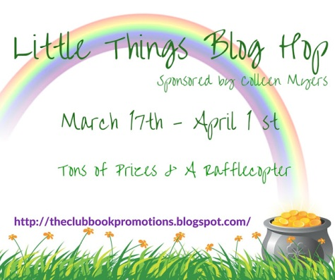 Little Things Blog Hop Use Me