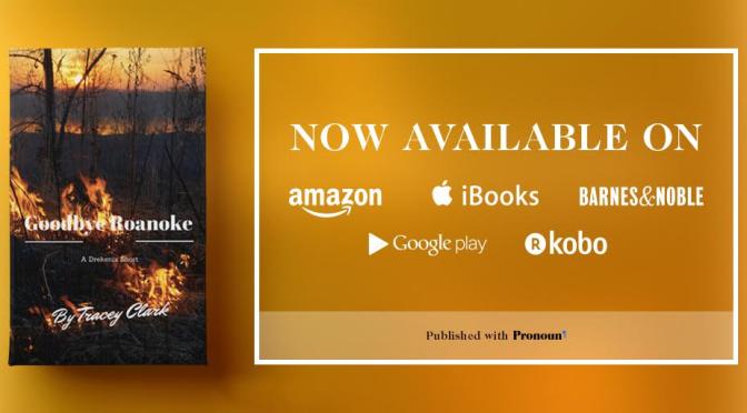 Book Update – Goodbye Roanoke